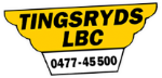 Mekaniker till Tingsryds Lastbilscentral logotyp